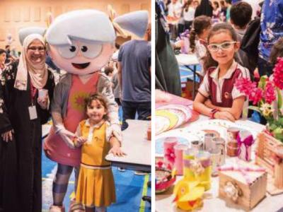 Kidpreneurs Earn Real Money During Opening Day